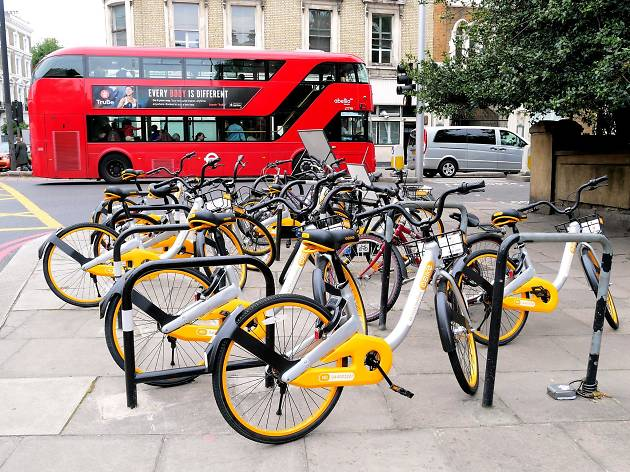 oBike, Mobike, Ofo, Urbo: why are so many new cycle hire services launching in London?