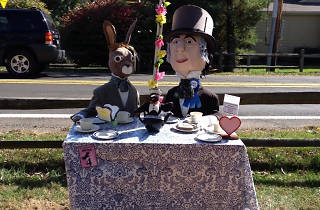 Scarecrow Festival at Peddler's Village