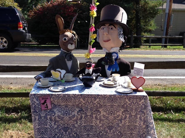 Scarecrow Festival at Peddler's Village