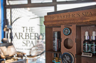 The Barber's Spa (Foto: Alejandra Carbajal)