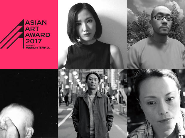 Asian Art Award 2017 supported by Warehouse TERRADA ファイナリスト展