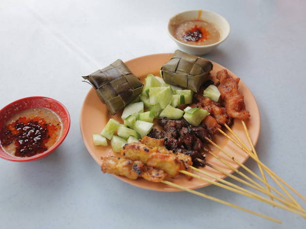 Nyok Lan Satay Kajang