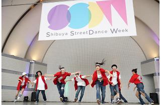 Shibuya StreetDance Week