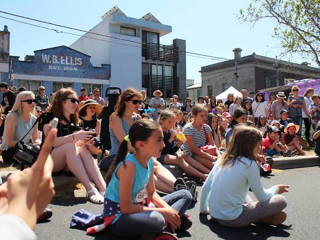 Spring Fling Street Festival