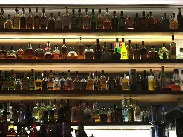 Wholly Spirits | Bars and pubs in Hartamas, Kuala Lumpur