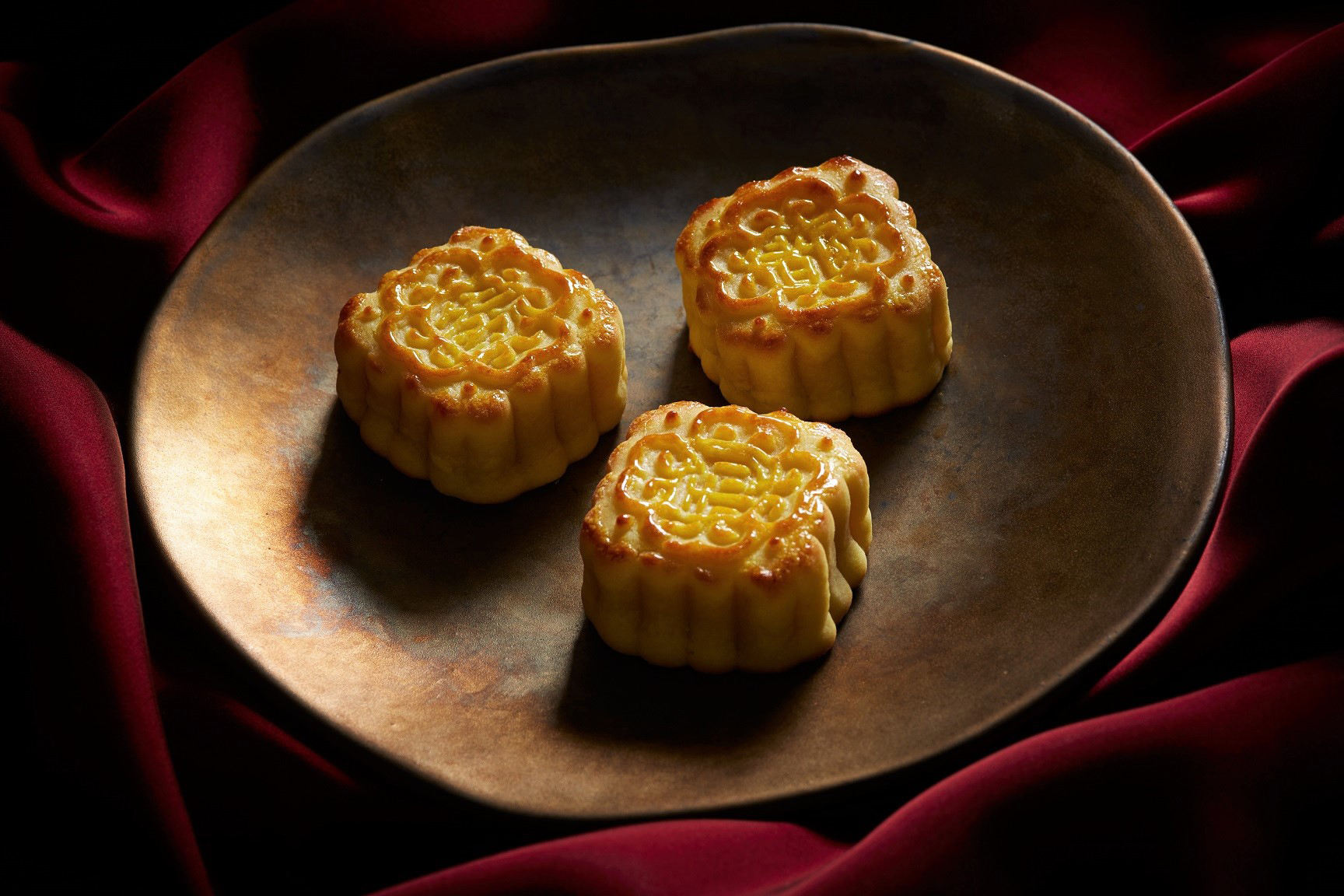duddell's mooncakes