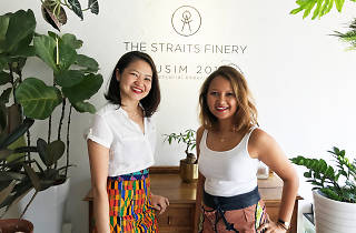 The Straits Finery