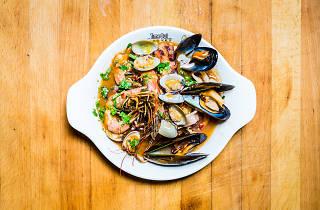 Caldeirada do Mar da Chef Marlene Vieira Time Out Market