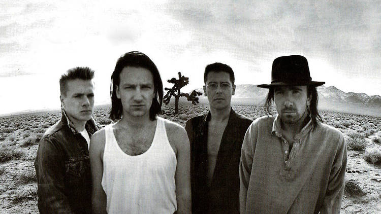 A 30 años del The Joshua Tree de U2