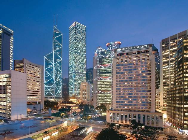 The best hotels in Hong Kong
