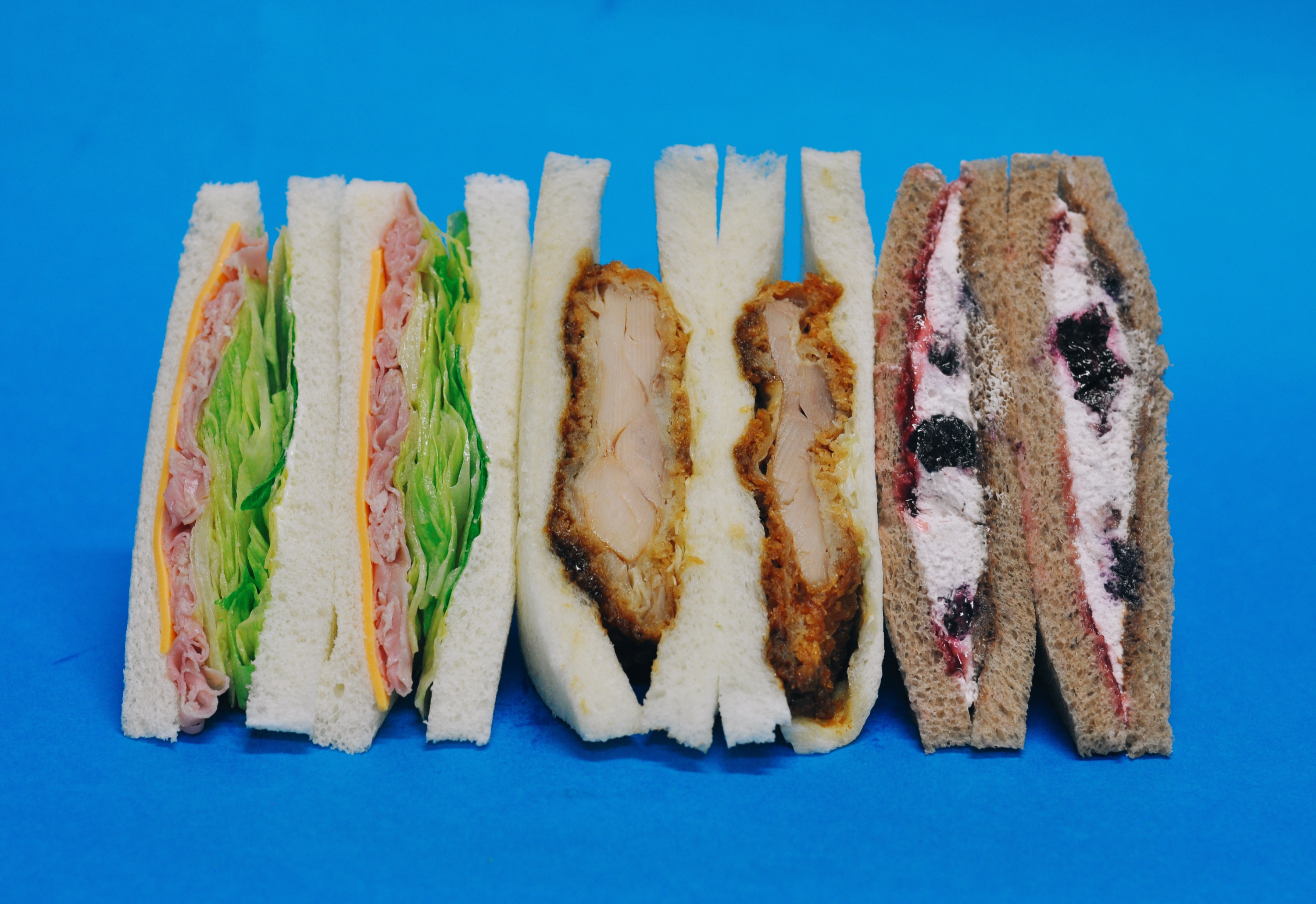 The konbini connoisseur's guide to sandwiches
