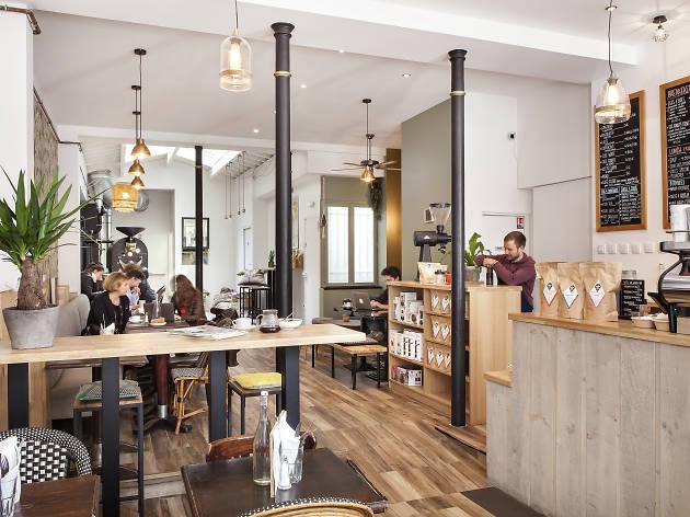 La Compagnie du Café - Ambiance