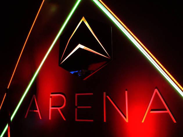 Arena (Foto: Indira García)