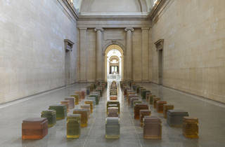 Rachel Whiteread, '100 Spaces', Tate Britain, August 2017