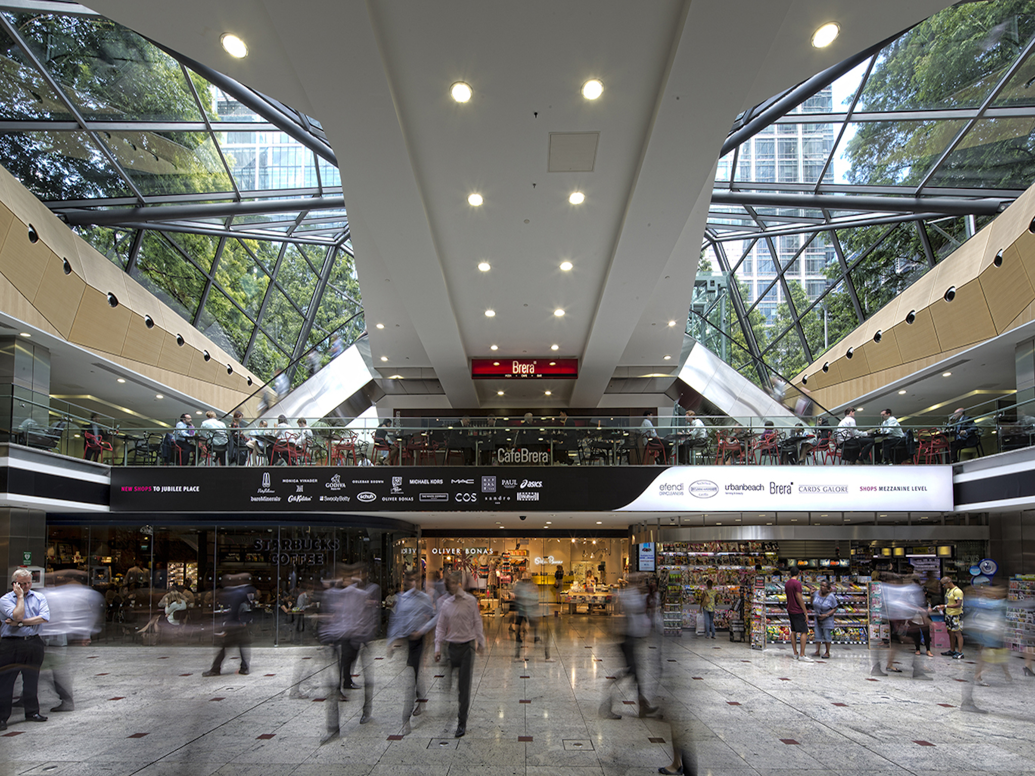 Canary Wharf Shopping Centre