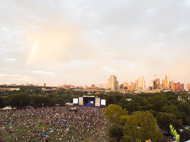 Win a flyaway sweepstakes to the ACL Music Festival 2017