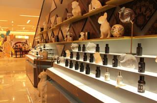 Avery Perfume Gallery (Foto: Alejandra Carbajal)