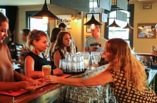 Bar at Dove & Olive