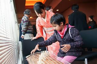 外国人向け伝統文化・芸能 短時間体験プログラム