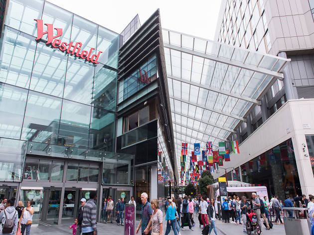 westfield, shopping centre, stratford