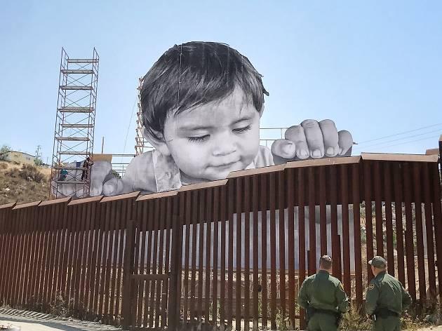 niño mural mexico
