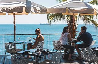 Restaurante, Sushi Design, Farol Hotel