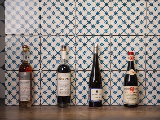 london's best wine bars, compagnie des vin surnaturels