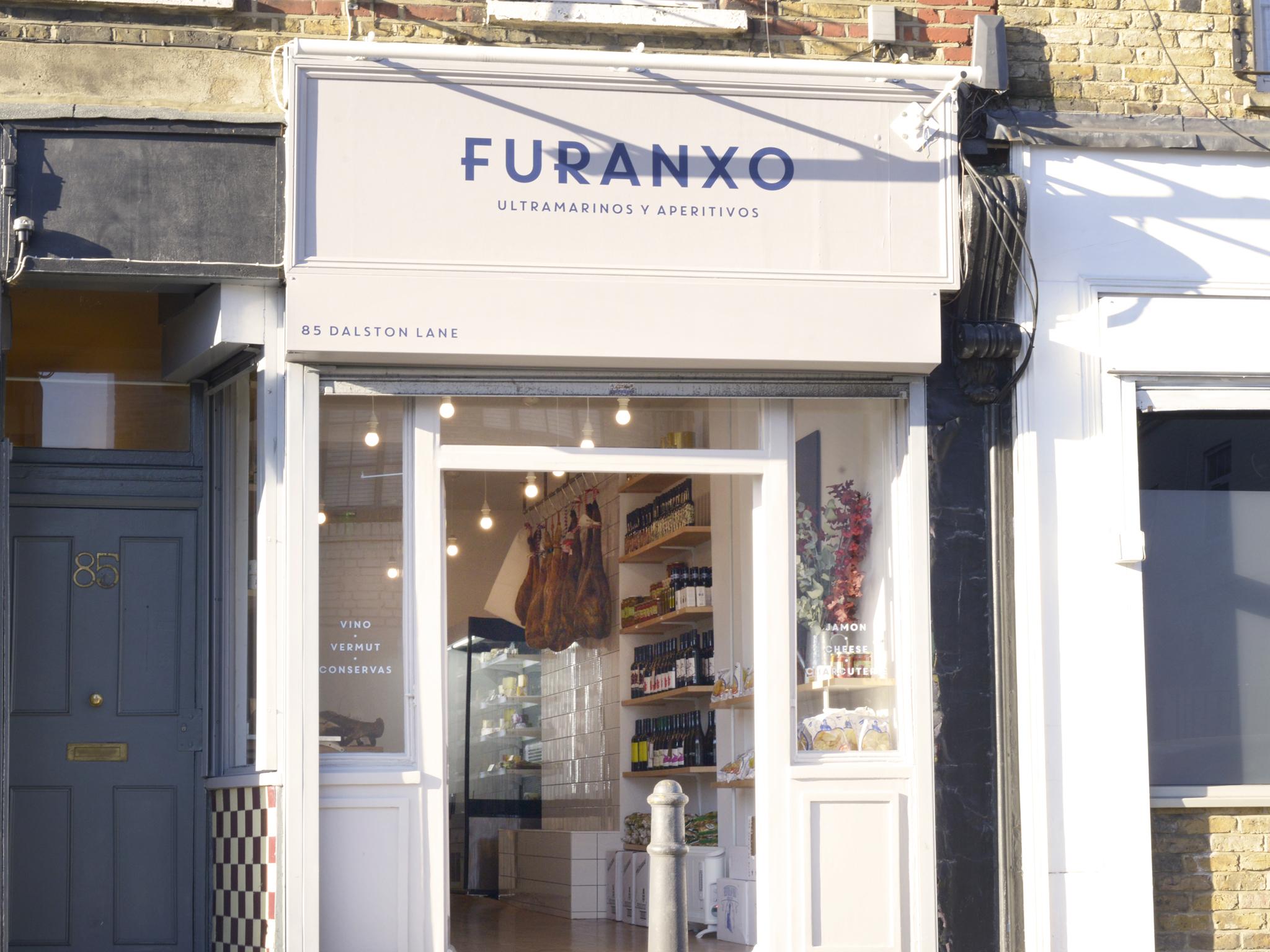london's best wine bars, furanxo