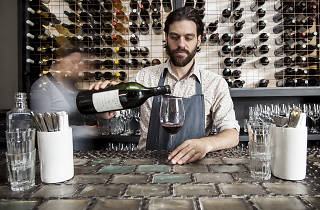 london's best wine bars, sager + wilde