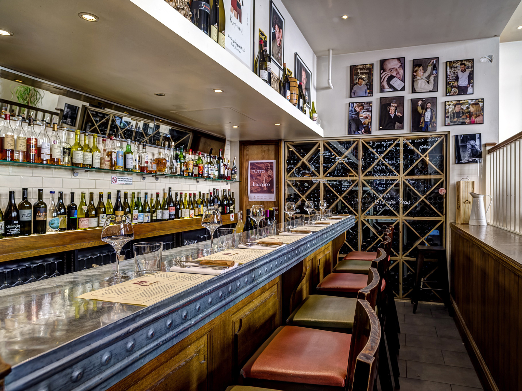 London's best wine bars, terroirs