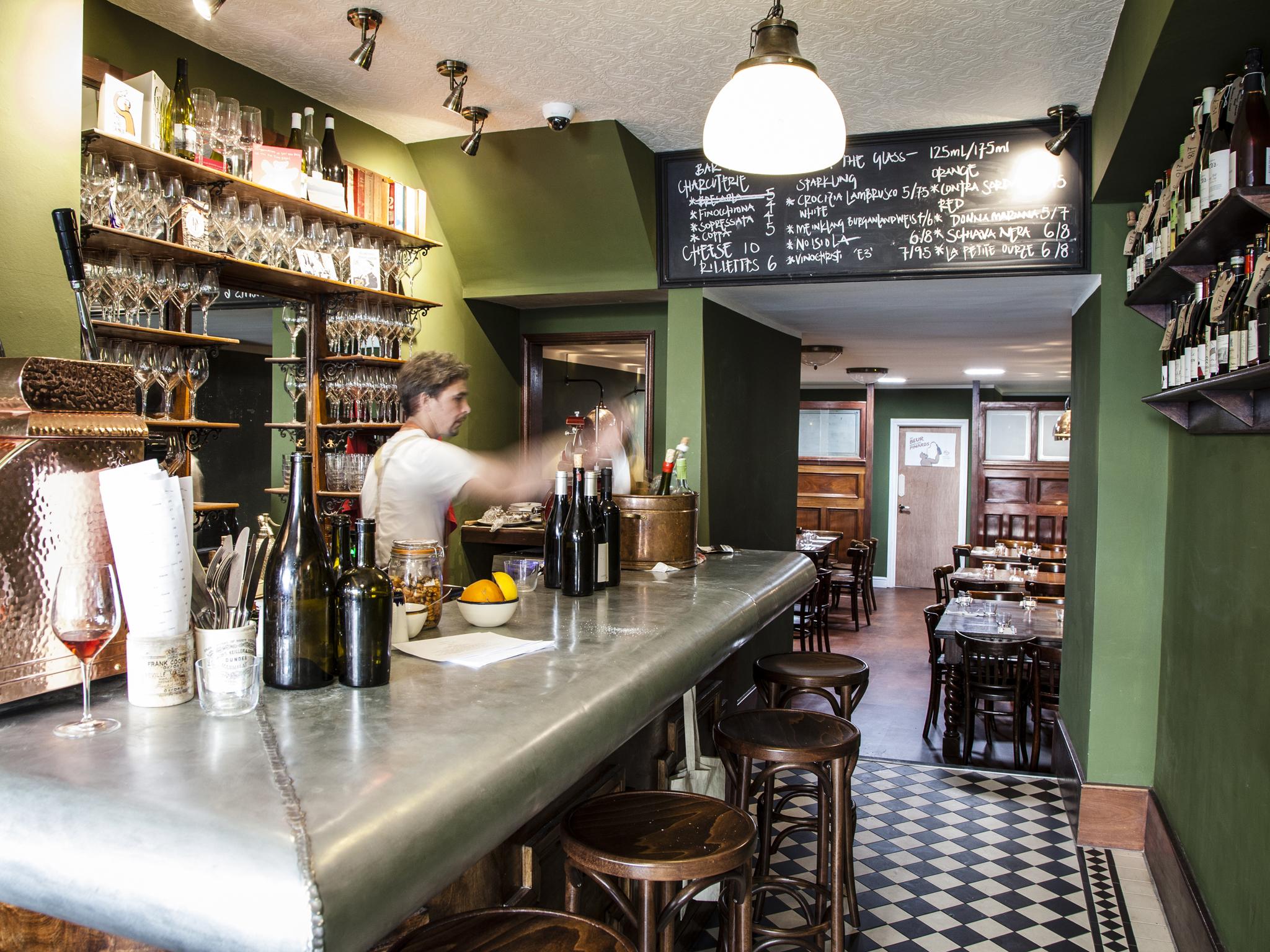 london's best wine bars, winemakers deptford