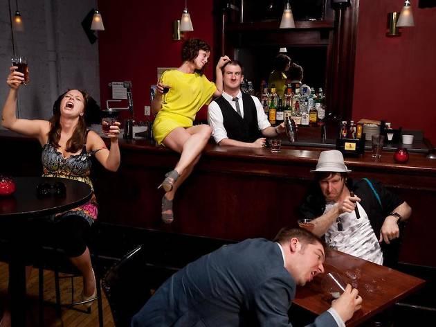 bye bye liver philadelphia drinking play