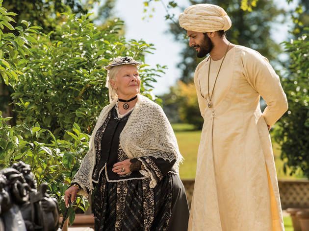 Victoria and Abdul film still