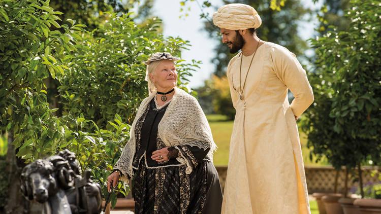 Victoria and Abdul film still