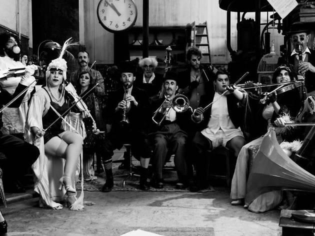 Le chat doré. Directed by Women Spain