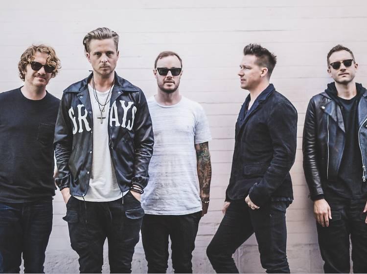 Interview: OneRepublic