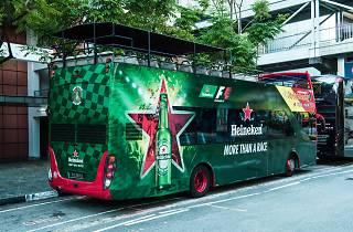Heineken Fashion Show