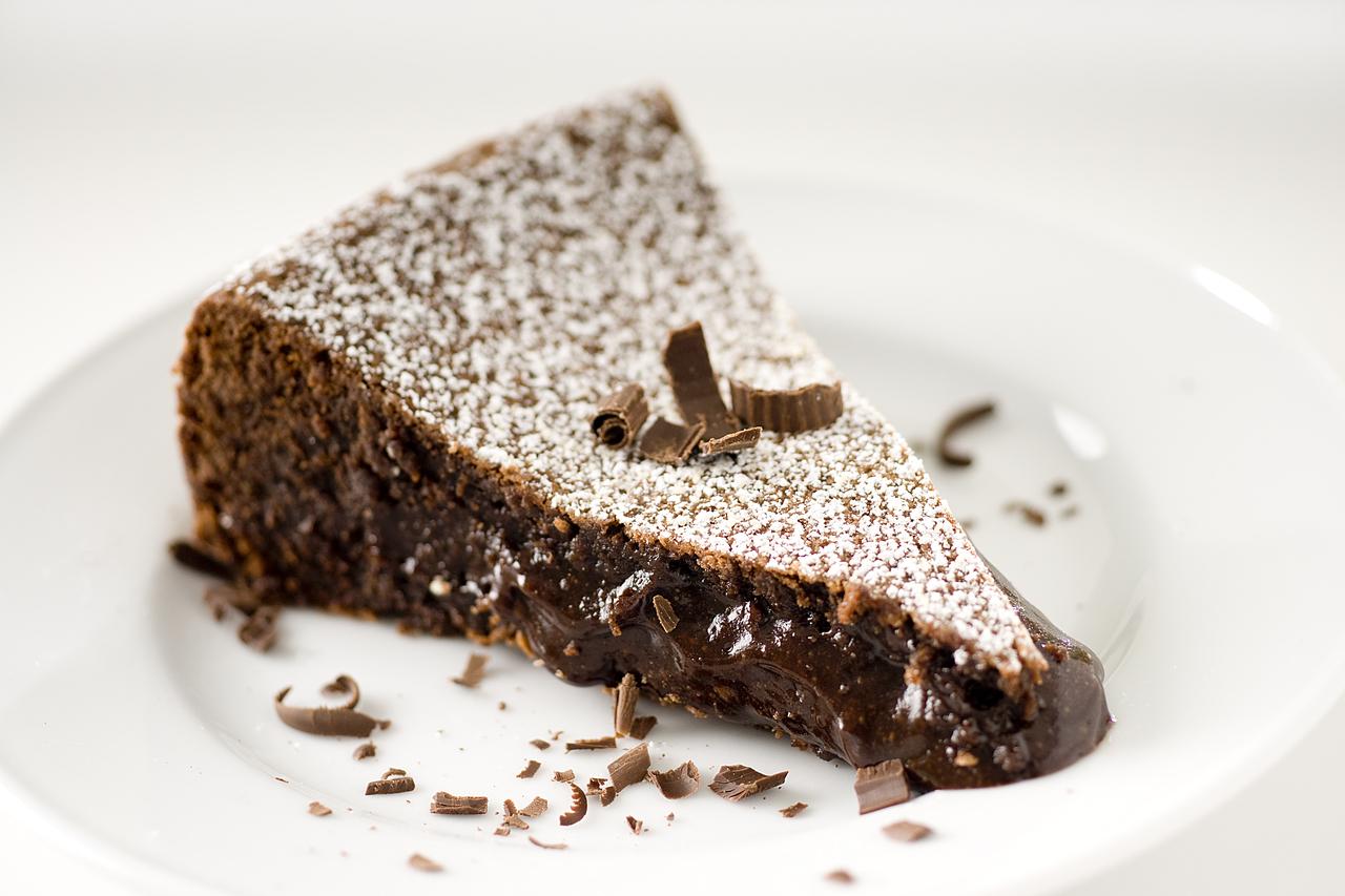 Bolo de chocolate - Apetites