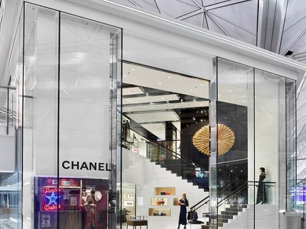 Chanel in HKG