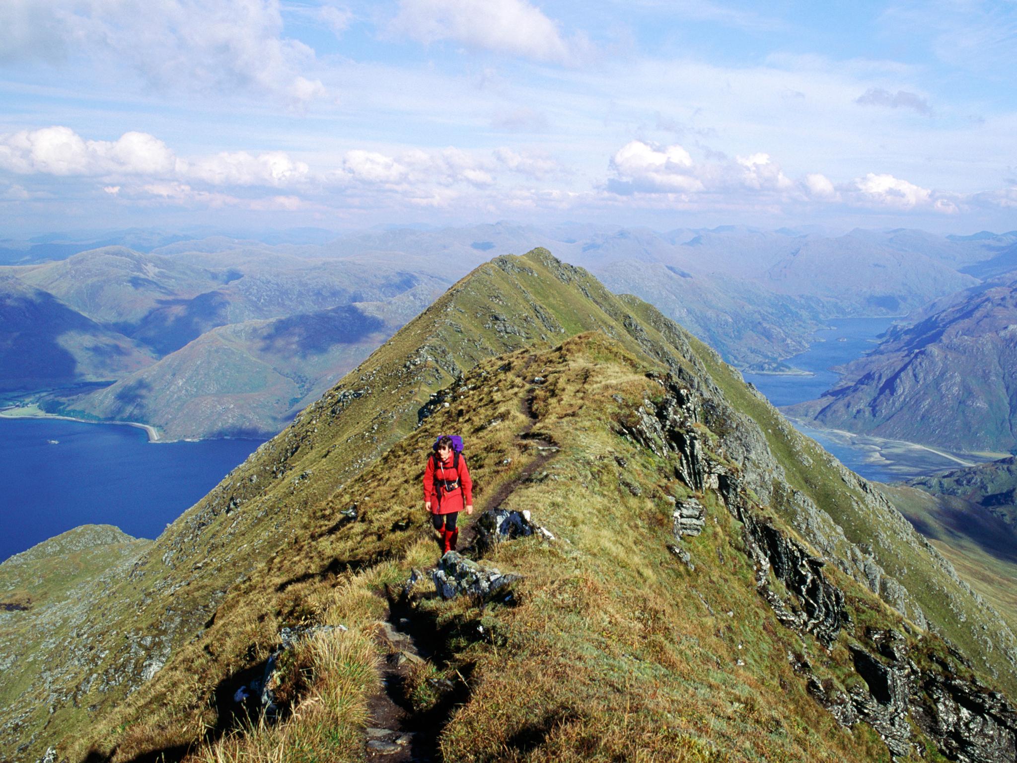 Knoydart Highlands Scotland