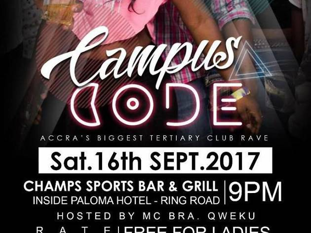 Campus Code at Champs