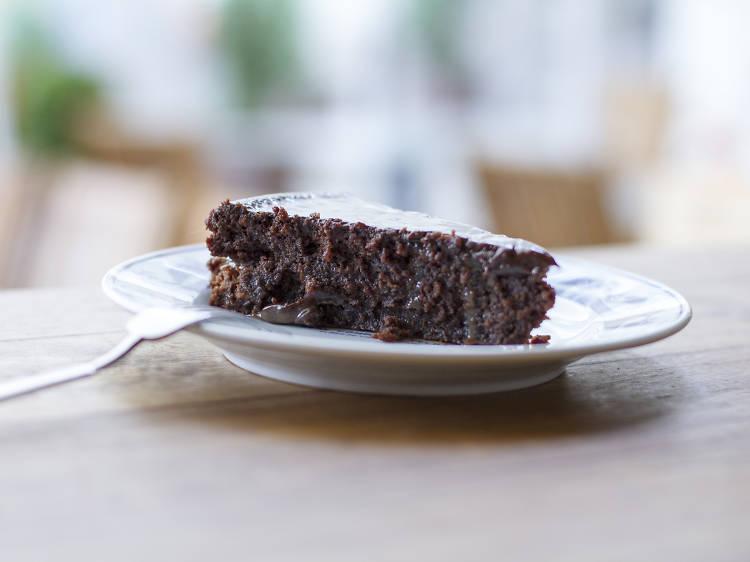 Os melhores bolos de chocolate no Porto