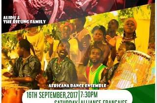 Music Xchange at Alliance Francaise