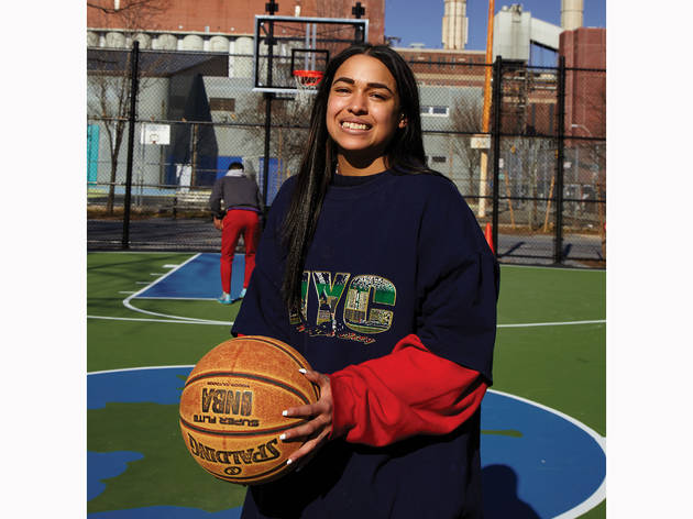 Princess Nokia 1992 album cover