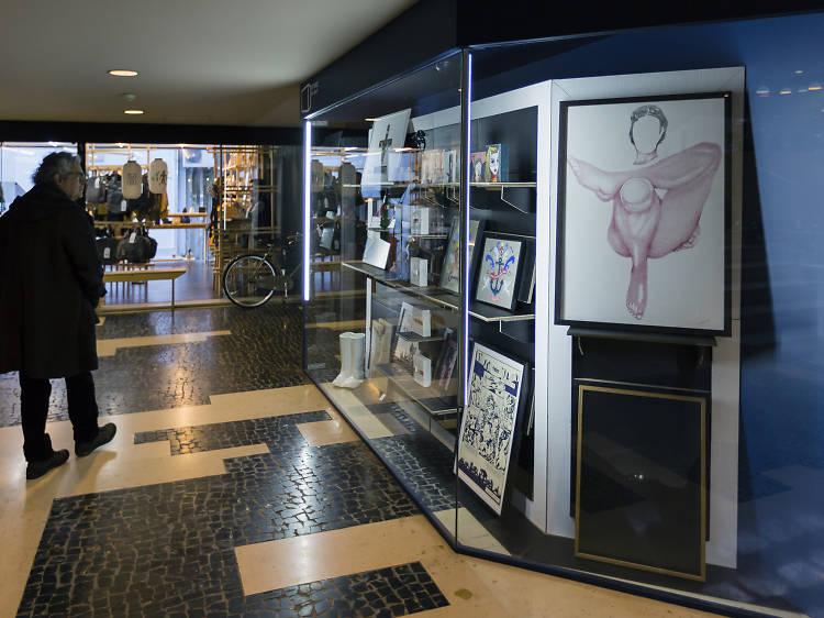 As melhores galerias de passagem no Porto