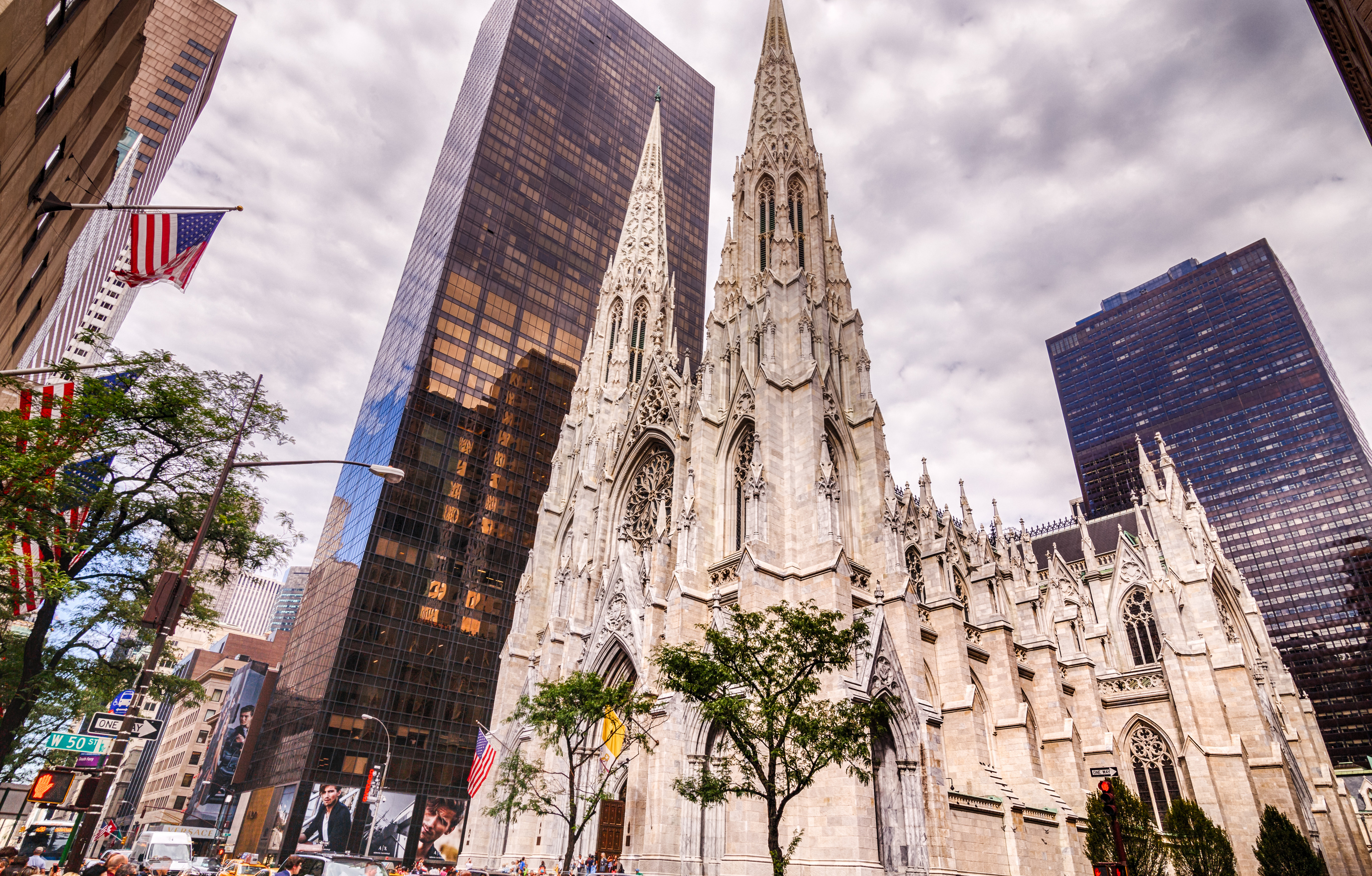 the most beautiful churches and cathedrals in nyc