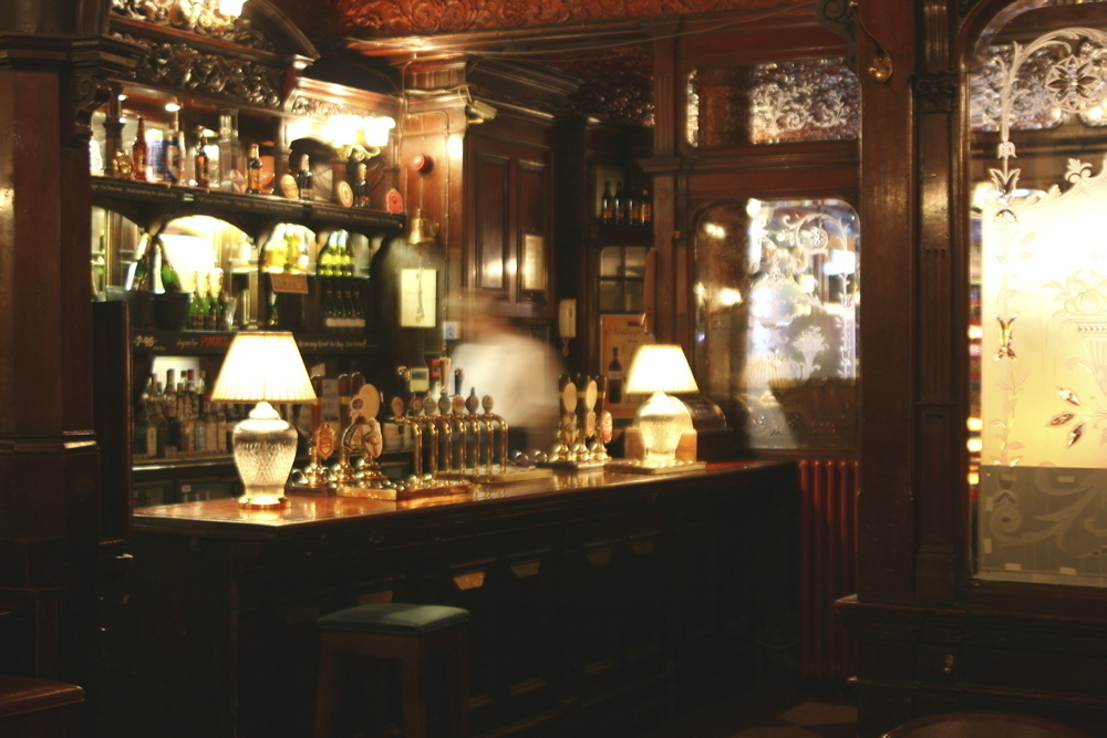 soho's best pubs, argyll arms