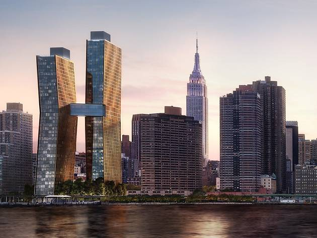 Get an exclusive first look at NYC's breathtaking new sky bridge at Open House New York