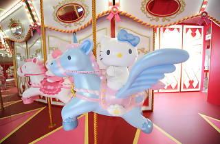 Expo Hello Kitty en la CDMX
