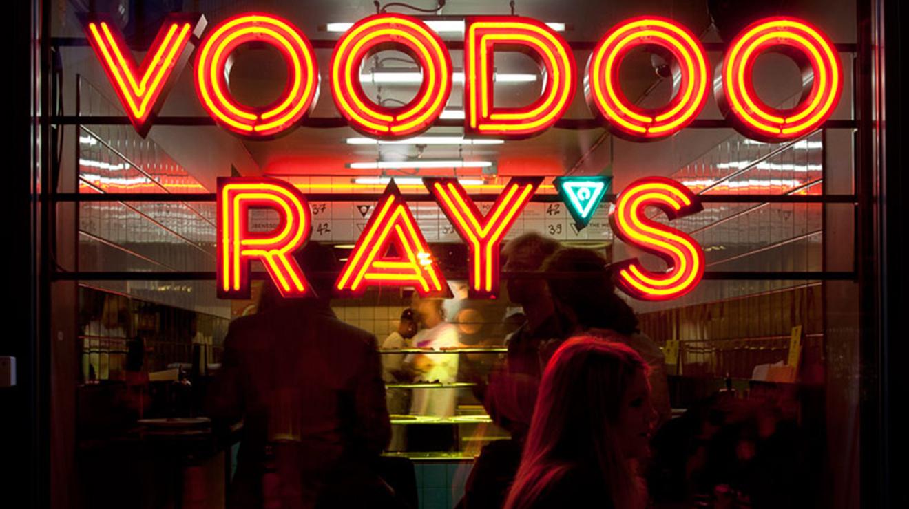 Voodoo Ray's Boxpark